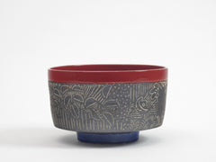 The Grantchester Pottery | Sgraffito Bowl (2017)