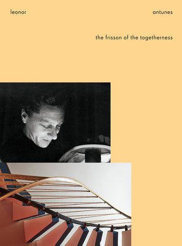 Leonor Antunes: the frisson of the togetherness