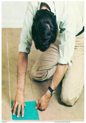 Shahin Afrassiabi | Starting the Tiling Job (2002)