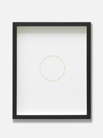 Alicja Kwade | In Circles (12h), 2017