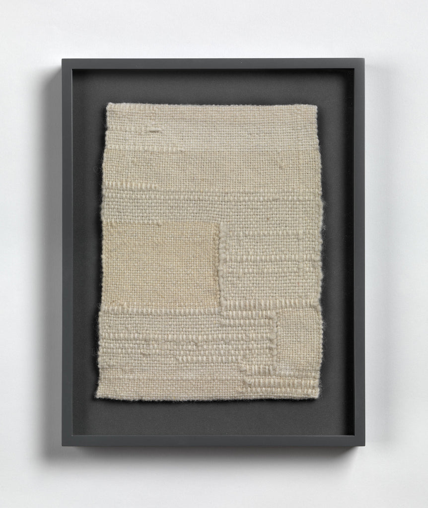 Andrea Zittel | Planar Panel: A4 Five Whites (2015)
