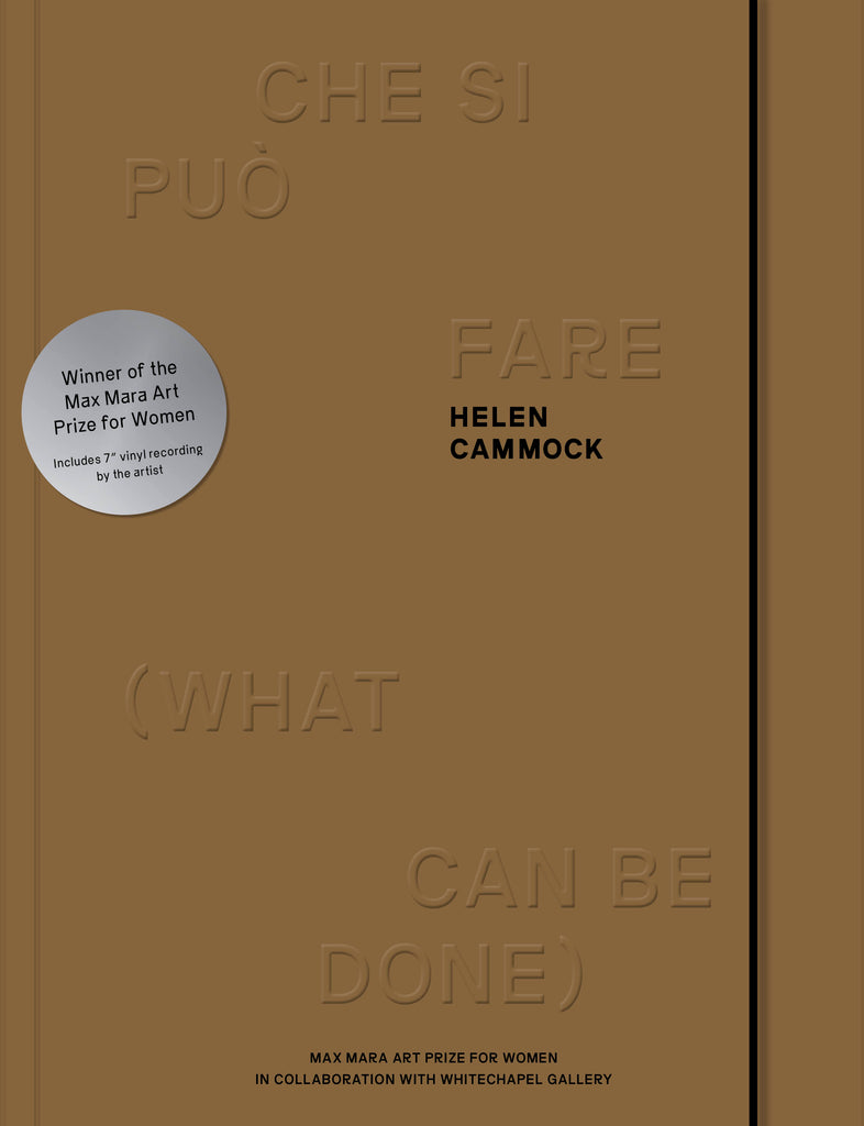Helen Cammock: Che si può fare (What can be done)