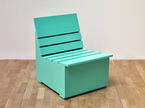 Mary Heilmann | Sunny Chair for Whitechapel (2016) (Mint)
