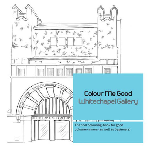Colour Me Good: Whitechapel Gallery