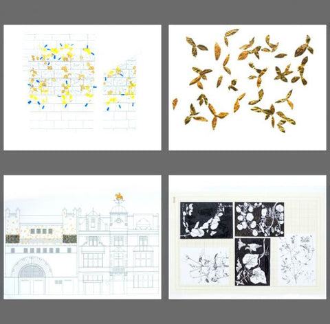 Whitechapel Gallery Rachel Whiteread Card pack