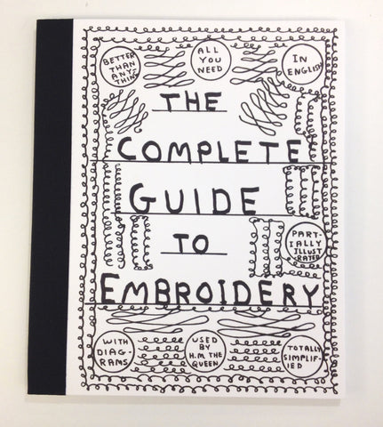 David Shrigley Notebook