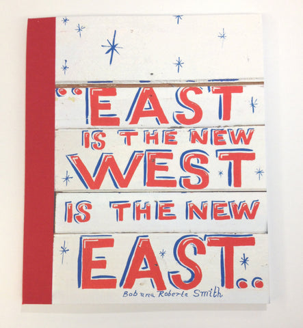Bob and Roberta Smith Notebook