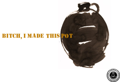 Theaster Gates | Bitch I Made This Pot (2013)