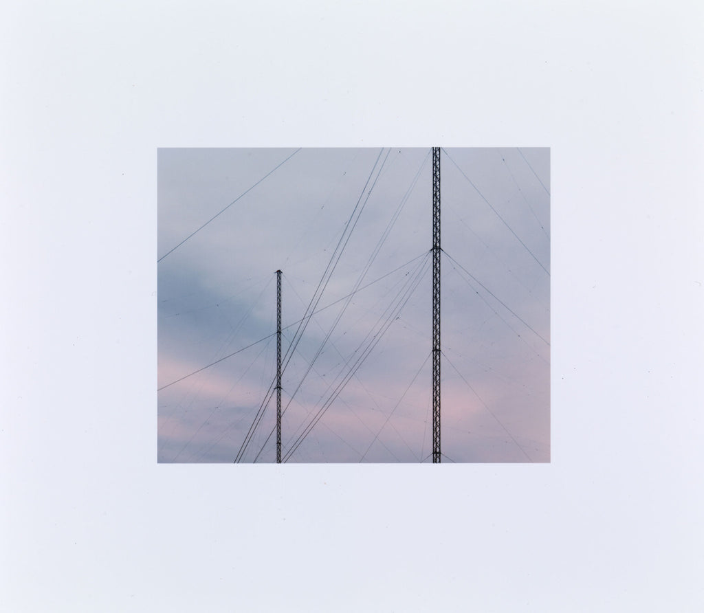 Trevor Paglen | The Counting Station / Cynthia, (Numbers Station near Egelsbach, Germany) (2016)