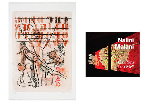 PMVABF EXCLUSIVE OFFER: Nalini Malani artist's edition + catalogue