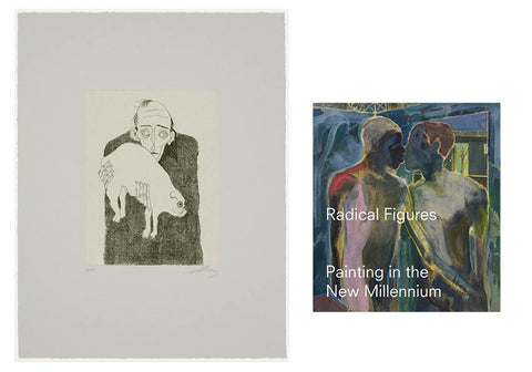 PMVABF EXCLUSIVE OFFER: Sanya Kantarovsky artist's edition + Radical Figures catalogue