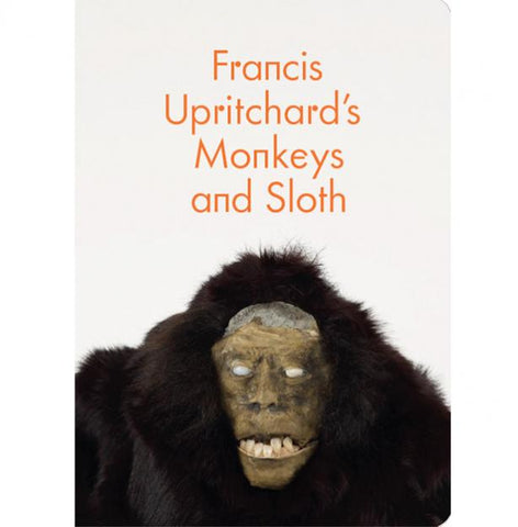 Francis Upritchard's Monkeys and Sloth **SIGNED BY THE ARTIST**