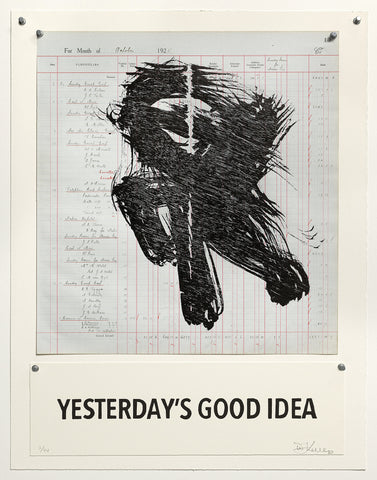 William Kentridge | Yesterday's Good Idea (2016)