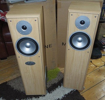 Eltax Millennium 1836 speakers floor standing Hi-Fi separate loudspeakers - Ex-Display