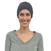 Cate and Levi Comfort and Courage Premium Grey Headwear | Chemo Caps | Hats for Cancer Patients
