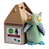 Hoo's The Maker Owl Stuffed Animal Kit