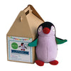 Penguin Stuffed Animal Making Kit - Cate and Levi