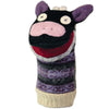 Cow Wool Puppet