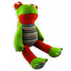 Frog Stuffed Animal - Cate and Levi