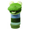 Frog Wool Puppet