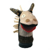 Horse Wool Puppet - Cate and Levi