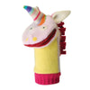 Unicorn Wool Puppet