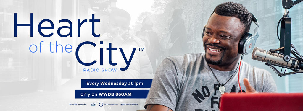 Heart of the City Radio | Healthy, Wealthy & Wise Video Featuring D'IYANU