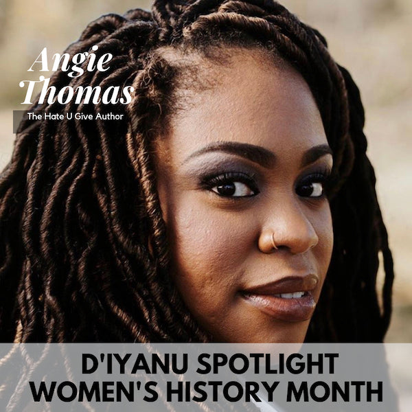 These Black Women Are Changing The World - Angie Thomas