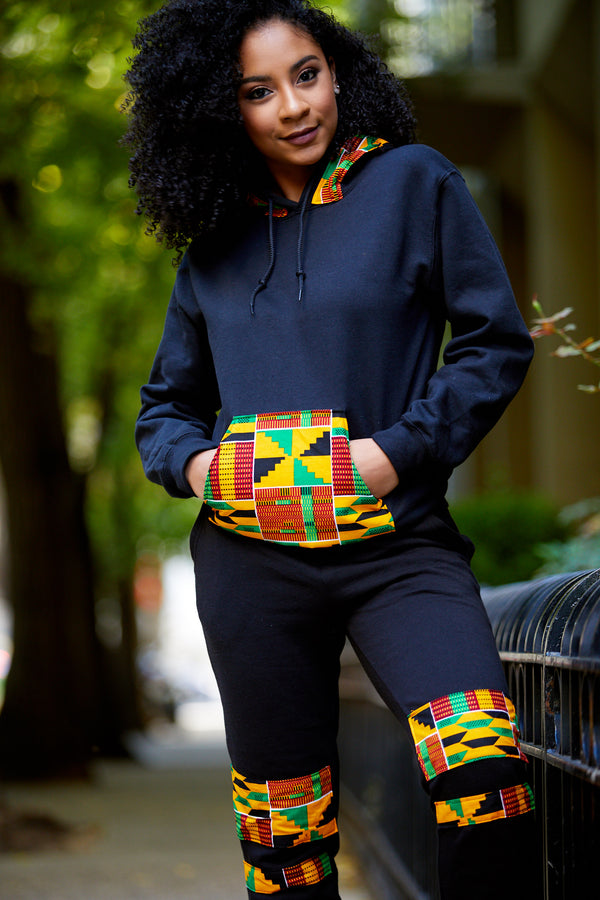 African Print Athleisure Collection