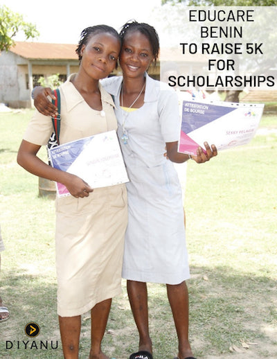 EduCare Benin To Raise $5K for Scholarships