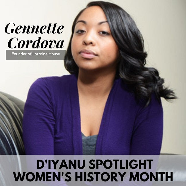 These Black Women Are Changing the World - Gennette Cordova