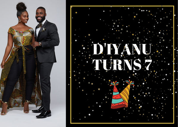 What D'IYANU Means to Us - Happy 7th Anniversary