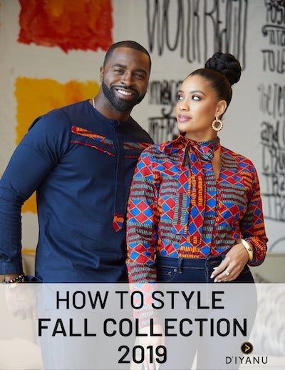 How to Style D'IYANU Fall Collection 2019