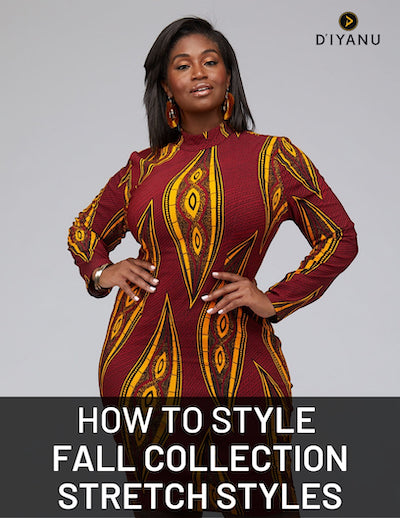 How to Style the Fall Collection Stretch Woven Products