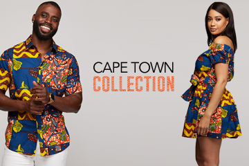 The D'IYANU Cape Town Collection 2019