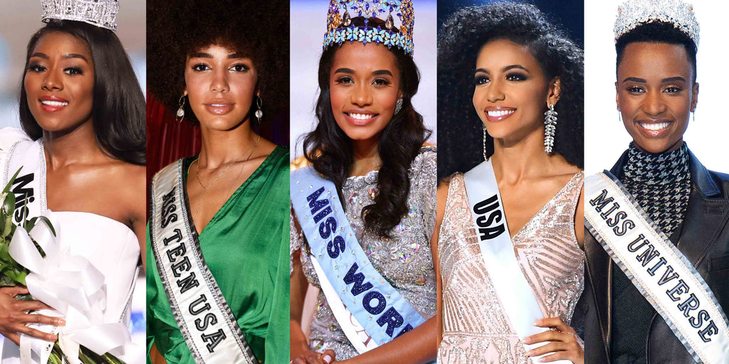 Black History Month Spotlight - Five Black Pageant Winners