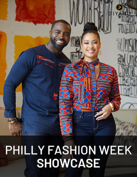 D'IYANU African Clothing Philly Fashion Week Fall 2019 Showcase