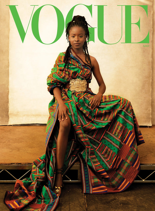 Celebrating African Fashion: from D'iyanu collections to Amanda Gorman's Stunning Vogue Cover