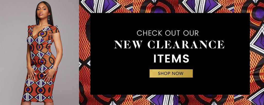 New Arrivals of Modern African Print Clothing