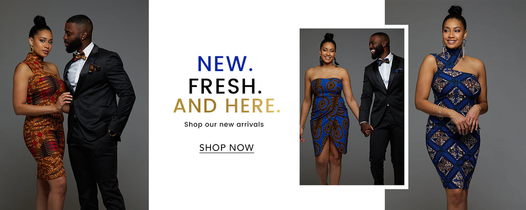 Clearance- Modern African Clothing on Sale