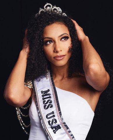 Cheslie Kryst - Miss USA