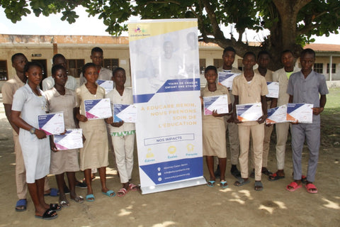 D'IYANU Gives Back to EduCare