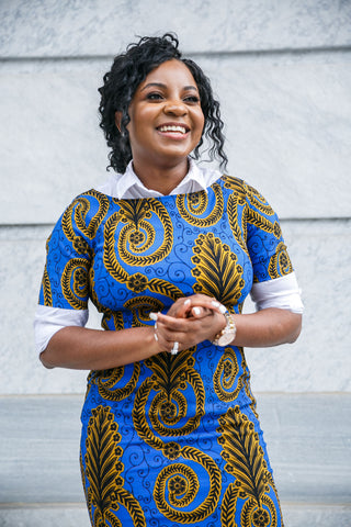 Addie Founder and CEO of D'IYANU