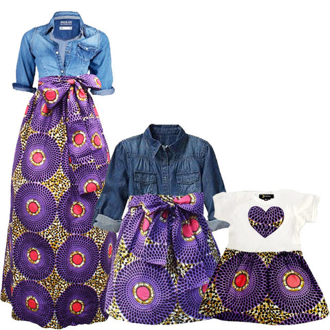e1abae7582175 Mother's Day Gift Ideas - Mommy and Me Skirts and Dresses – D'IYANU