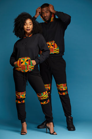 D'IYANU African Print Athleisure Collection