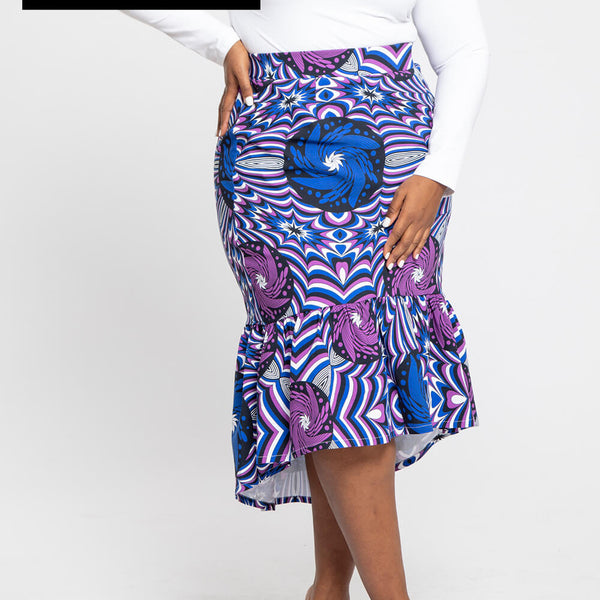 Kimber Maxi skirt with pockets   African skirts for women  African print skirt  skirts for women  long skirts for women
