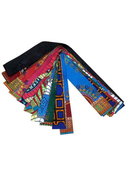Accessories - African Print Sash