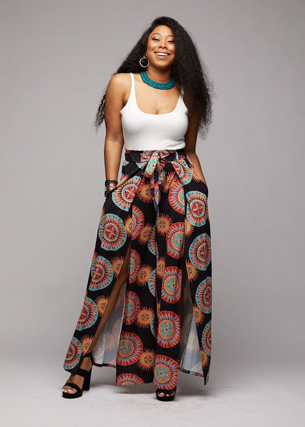 0725002ed96 African Print Jumpsuit - African Print Pants by D iyanu – Tagged ...