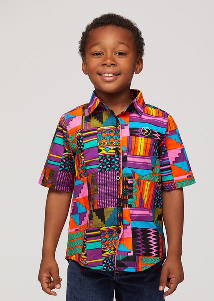 African Clothing for Kids - Modern African Clothing Online