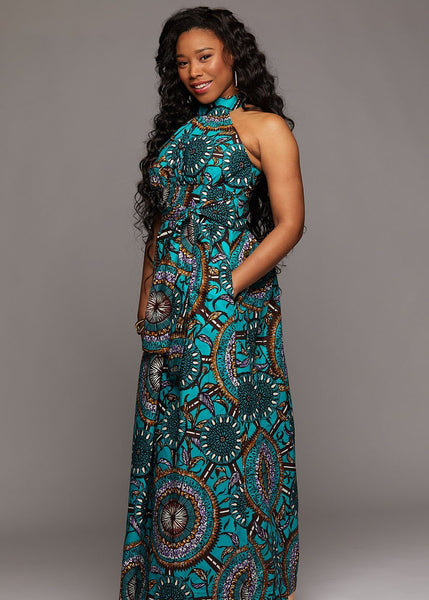 African Print Dresses African Clothing From D Iyanu D